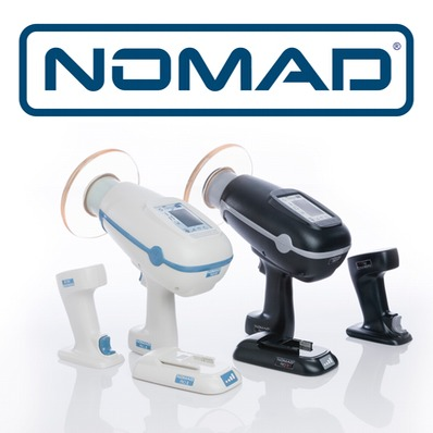How To Charge The Nomad Pro Handheld X Ray Batteries