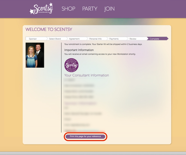 How To Purchase Scentsy In Beaumont, Texas
