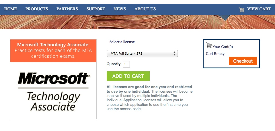 How To Practice For The Microsoft Technology Associate Certification
