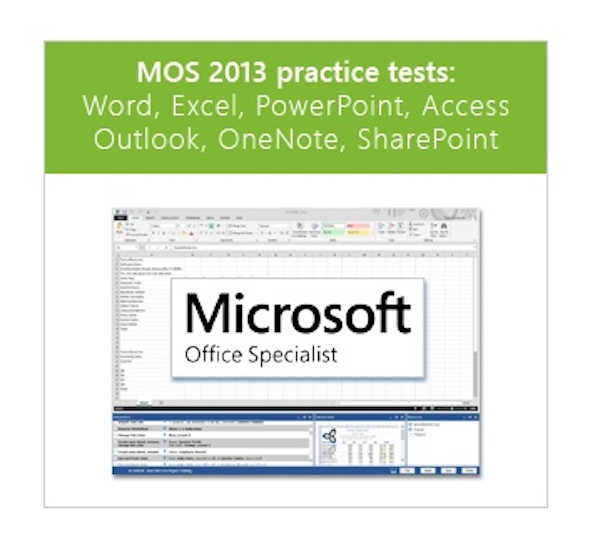 How To Start A Gmetrix Microsoft Office Specialist Practice Test